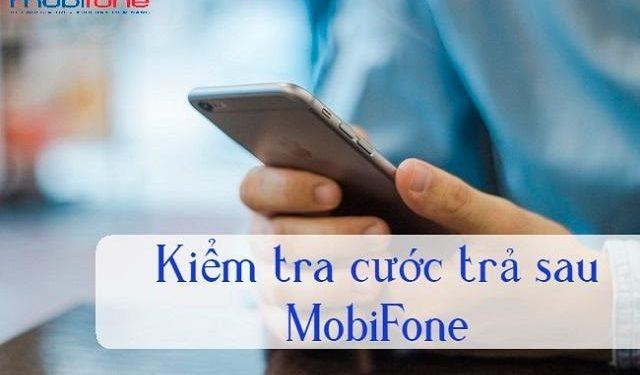 Thường xuyên kiểm tra các dịch vụ GTGT của sim Mobifone