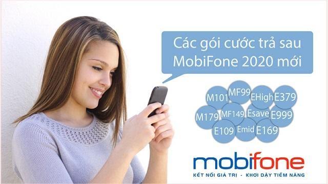 Đừng quên kiểm tra cước tin nhắn của sim trả sau Mobifone