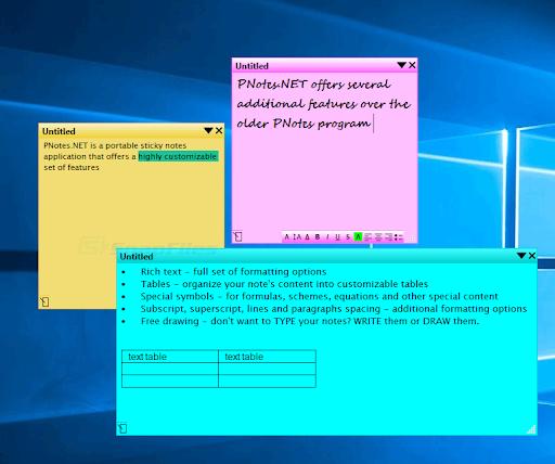 Phần mềm nhắc việc trên máy tính bằng tiếng Việt