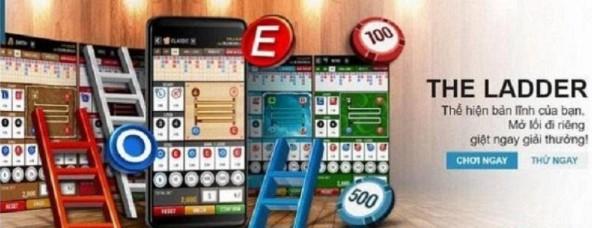 The Ladder VN88 là một trò chơi hiện đang phổ biến tại Việt Nam